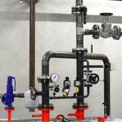 συντήρηση καυστήρων πετρελαίου και αερίου