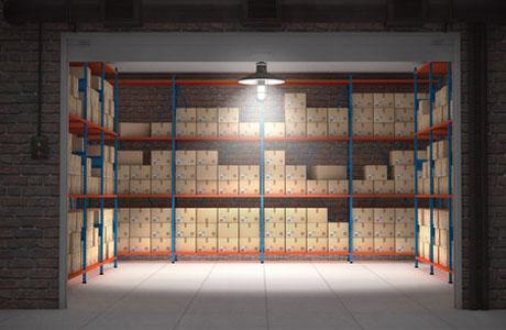 χώροι αποθήκευσης και διακίνησης εμπορευμάτων